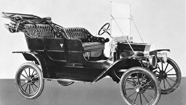 Henry Ford's Model T reflected his obsession with functionality and low cost. Ford used volume manufacture and production efficiency gains to lower the price, a tactic that proved wildly successful. The Model T sold in the millions, and drove social and economic shifts that changed the world forever. (Ford)