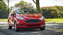 2014 Ford Fiesta: You'll like this car if: You are willing to pay a premium for an excellent engine is an enjoyable commuter car. (Ford)