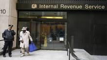 According to the International Monetary Fund, the United States had one of the lowest ratios of government revenue to gross domestic product among developed nations. (Lucas Jackson/LUCAS JACKSON/REUTERS)