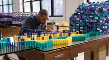 """Will Smith as Howard in the New Line Cinemas, Village Roadshow Pictures and Warner Bros. Pictures drama """"COLLATERAL BEAUTY,"""" a Warner Bros Pictures release. (Barry Wetcher/Barry Wetcher)"""