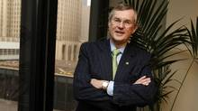 Toronto-Dominion Bank president and CEO Ed Clark. (FERNANDO MORALES/THE GLOBE AND MAIL/FERNANDO MORALES/THE GLOBE AND MAIL)