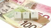 Taxes. (FENG YU/ISTOCKPHOTO)