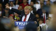 Trump says U.S. should consider racial profiling