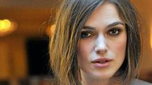Actress Keira Knightley attends Sony Pictures Classic Cocktail Party at Creme Brasserie during the 2011 Toronto International Film Festival on September 10, 2011 in Toronto, Canada. (Toby Canham/Getty Images)