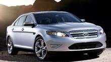 2011 Ford Taurus SHO (Ford)
