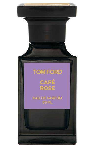 Tom Ford's Café Rose: Sufficiently seductive on their own, the scents of coffee and rose boost the other's potency to enigmatic effect in the most successful of Tom Ford's Jardin Noir series. The unisex scent makes for a lasting performance on the skin, with supporting roles played by cardamom, oud and patchouli – stimulating and addictive. $225 for 50 ml at Holt Renfrew. (Fred Lum/The Globe and Mail)