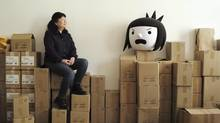 Annie Koyama, founder and publisher of Koyama Press, will be celebrating the company's 10-year anniversay this weekend at the Toronto Comics Arts Festival. (Chris Young The Globe and Mail)