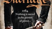 Detail from the cover of Sacrilege