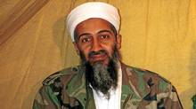 This is an undated file photo shows al Qaida leader Osama bin Laden, in Afghanistan. When he first spoke of the demise of Osama bin Laden, President Barack Obama asked the nation to think back to the unity of Sept. 11. . (AP)
