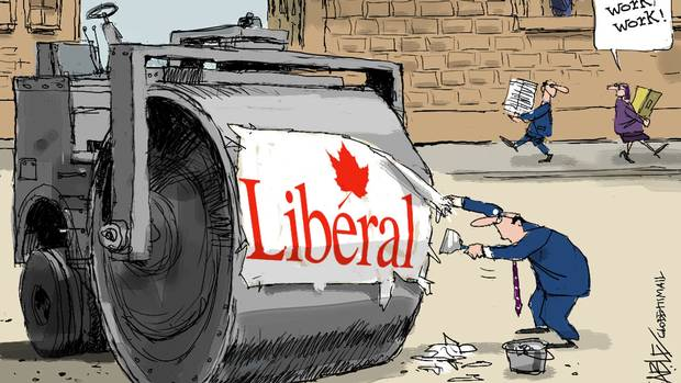 Image result for steamroll liberals cartoon