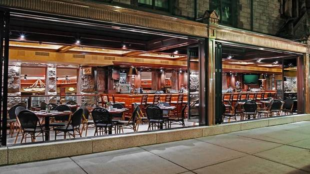 Up On The Roof Restaurants Expand Patio Season The