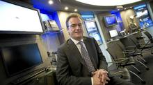 Rob Lloyd: 'Once you miss a market transition, it gets very difficult. Markets are very unforgiving.' (The Globe and Mail/Kevin Van Paassen/The Globe and Mail)
