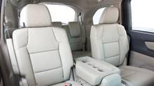 2011 Honda Odyssey Touring Elite (Honda/Honda)