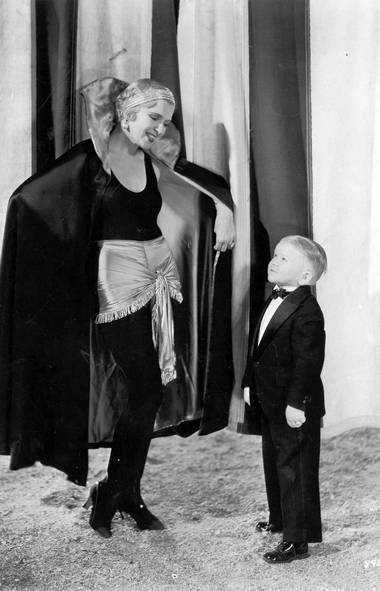 Freaks (1932) Not many horror movies from the thirties have retained their shock-factor, but Tod Browning's pre-Code homage to sideshow performers still startles, primarily because he chose to use actual carnival stars. The main storyline involves a romance between a clown named Phroso (Wallace Ford) and the acrobat Venus (Leila Hyams), but the reason to watch remains the quirky snapshots of the sideshow acts, including The Stork Woman (Elizabeth Green), conjoined twins Daisy and Violet (Daisy and Violet Hilton), the Human Skeleton (Peter Robinson) and of course, the Living Torso (Prince Randian), armless and legless but still quite capable of rolling and lighting a cigarette using only his mouth. (Handout)