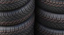 Winter tires are pictured in a Munich garage in 2012. (MICHAELA REHLE/REUTERS)