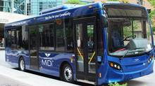 There has been recent executive buying at bus maker New Flyer Industries Inc.