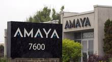 The Amaya Gaming Group headquarters are pictured on June 13, 2014 in Montreal. (Ryan Remiorz/The Canadian Press)