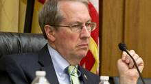 In this May 19, 2015, file photo, House Judiciary Committee Chairman Rep. Bob Goodlatte, R-Va., listens to testimony on Capitol Hill in Washington. House Republicans on Monday, Jan. 2, 2017, voted to eviscerate the Office of Congressional Ethics. Under the ethics change pushed by Goodlatte, the independent body would fall under the control of the House Ethics Committee, which is run by lawmakers. (Jacquelyn Martin/AP)