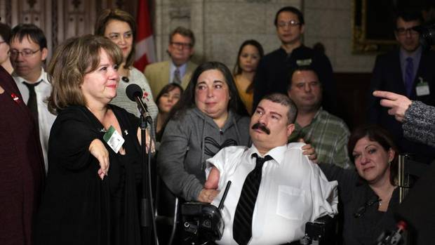 Canadian thalidomide survivors say they expect offer this month - The Globe and Mail