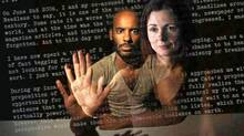 The play Homegrown is based on prison interviews conducted by playwright Catherine Frid with Shareef Abdelhaleem, a convicted 'Toronto 18' terrorist. (Summerworks.ca)