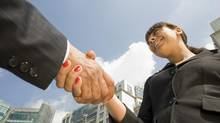 Referrals can be a powerful growth agent if you know how to secure them (BananaStock/Getty Images/BananaStock RF)