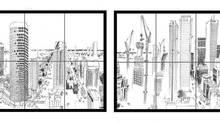 New Metropolis by artist John Coburn.