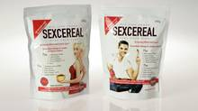 Sexcereal may actually be good for you, but what about its claims to bolster your sexual health? (Fernando Morales/The Globe and Mail)