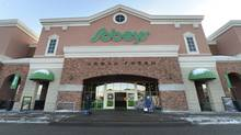 Sobeys has told its suppliers to cut their prices to the retailer by 1 per cent and advised them the grocery chain won't accept any price increases in 2014. (Fred Lum/Fred Lum/The Globe and Mail)