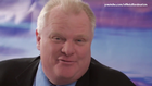 A screengrab of Toronto Mayor Rob Ford from his Ford Nation YouTube show.
