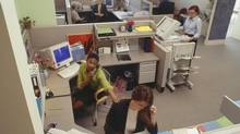 Ninety-two per cent of organizations surveyed recognized that the health of their employees influences overall corporate performance. (Ryan McVay/Getty Images)