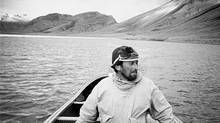 Despite the toll that Geoffrey Hattersley-Smith's explorations in the Far North took on his body, the glaciologist delighted in his time in the region.