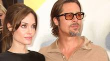 Brad Pitt and Angelina Jolie (Frederick M. Brown/2011 Getty Images)