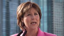 An open letter signed by more than 130 B.C. businesses calls on Christy Clark to raise the carbon tax. (DARRYL DYCK/THE CANADIAN PRESS)