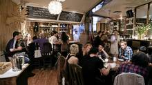 L'Orignal is the place to be for simple preparation and subtle flavour – unless you're a vegetarian. (Riccardo Cellere)