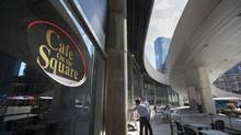 Café on the Square owes the city $330 000 in unpaid fees. (Fred Lum/The Globe and Mail)