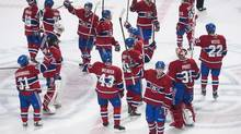 An already good Montreal team improved considerably after the trade deadline. (Graham Hughes/THE CANADIAN PRESS)