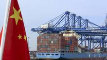 China's GDP growth will outpace all other countries for the next seven years but will then be overtaken by growth rates in the emerging economies of India and Indonesia. (Nelson Ching/Bloomberg News)