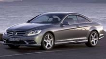 2011 Mercedes- Benz CL 550. (Daimler AG/Mercedes-Benz)