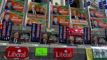 (Paul Chiasson/Paul Chiasson/The Canadian Press)