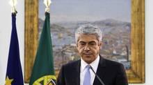 Jose Socrates (PATRICIA DE MELO MOREIRA/PATRICIA DE MELO MOREIRA/AFP/Getty Images))
