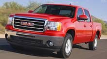 GMC Sierra SLT Crew Cab (General Motors)