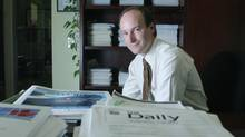 Douglas Porter, BMO's deputy chief economist, will replace chief economist Sherry Cooper when she steps down in February, 2013. (Glenn Lowson/The Globe and Mail)