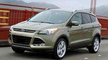 Ford Escape EcoBoost (Ford)