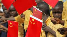 China is winning over the heart of Africa – at the West's expense (CHRISTOPHER HERWIG/Reuters)