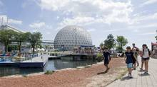 Ontario Place has been proposed as a potential location for a casino in Toronto. (Sarah Dea/The Globe and Mail)