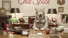 Old Spice's Mr. Wolfdog, its newest character to promote its Wild Collection (YOUTUBE)