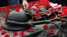 The Tomb of the Unknown Soldier in Ottawa. (FRED CHARTRAND/THE CANADIAN PRESS)