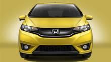 2015 Honda Fit. (Honda)