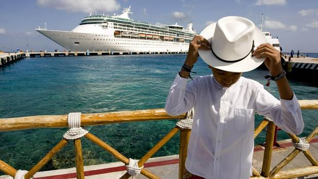Investors making big profits even as cruise sector hits rough seas - The Globe and Mail