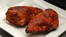 BBQ chicken (Adriano Valentini/The Globe and Mail)
